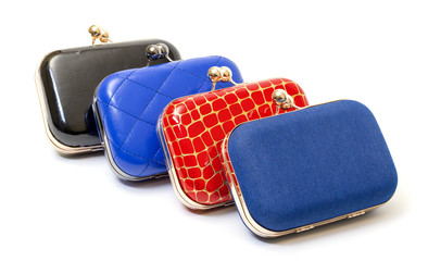 Fashionable female handbags