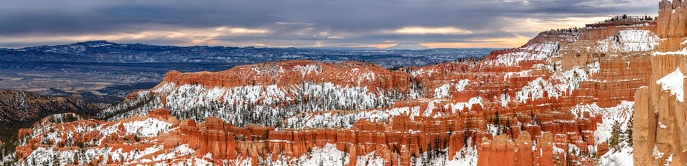 Inspiration Point at Bryce Canyon