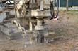 Borehole for soil testing - 61966781