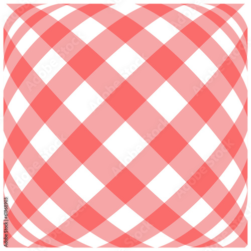 Criss cross gingham background