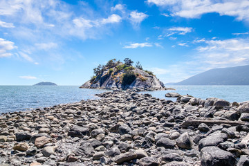 Whytecliff Island Near Horseshoe Bay, West Vancouver