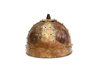 Ancient Metal Helmet