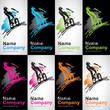 bmx-velo-cycle-vtt-cross-sport-xtrem-logo - 61976782