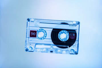 cassette blue