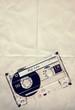 retro tape paper