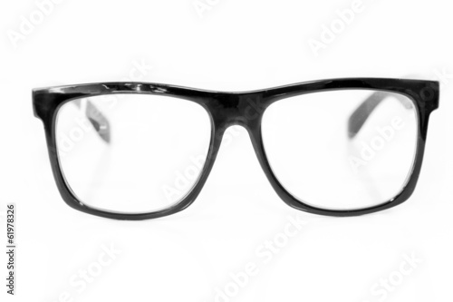 canvas print picture Nerd Brille