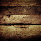 Wood texture horizontal for your background. Grunge wooden backg