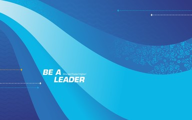 be a leader 1