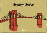 Brooklyn Bridge Design