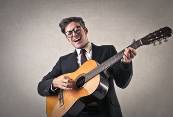 nice guitarist
