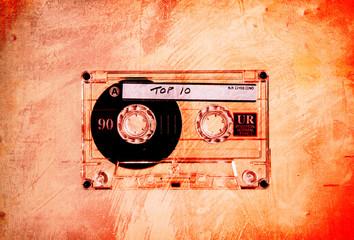 grungy top ten tape