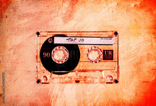 grungy top ten tape