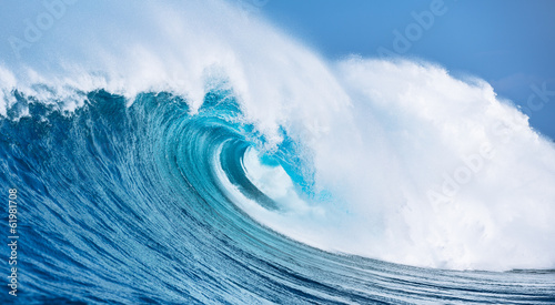 canvas print picture Ocean Wave