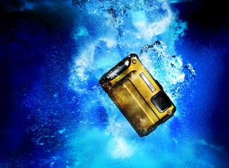 camera underwater