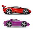 Sports cars.