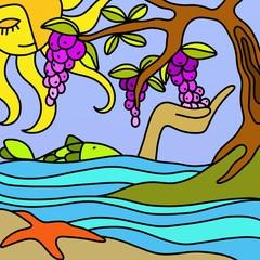 grappoli viola