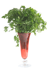 a pinch of parsley