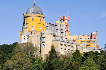 Pena National Palace, Sintra (Portugal)