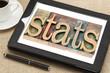 stats (statistics)  in wood type