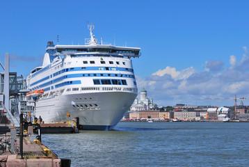 Helsinki. South Harbor