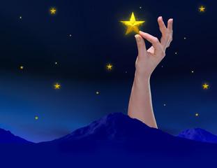 you take the stars