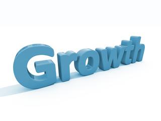 3d word growth