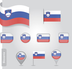 Slovenian flag icon