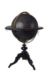 celestial globe isolated on white background