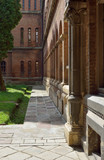 Courtyard of the Chernivtsi University