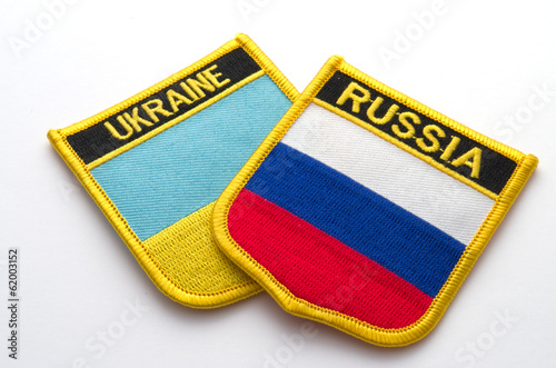 ukraine and russia
