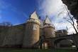 Château des ducs de Bretagne, entrée principale - Nantes- 44