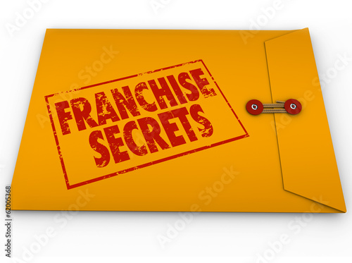 Franchise Secrets New Chain License Business Success Tips Advice