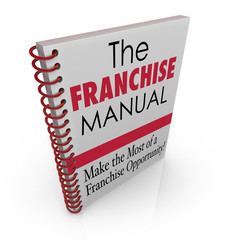 Franchise Manual Book Cover Instructions Help Advice Business Fr