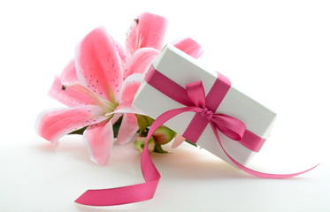 Geschenk Lily