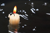 Candle In Water