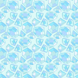 seamless diamond pattern