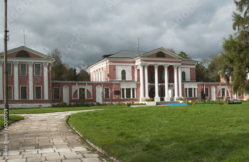 Gontcharov family estate in Jaropolets, Moscow region