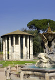 Temple of Vesta - Rome