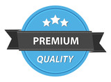 PREMIUM QUALITY BADGE TEMPLATE