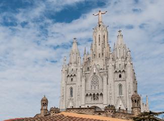 Barcelona - Tibidabo - Sagrat Cor