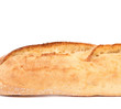 Bread loaf. Place for text.
