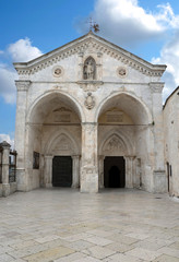 Sanctuary of Monte Sant'Angelo, Gargano, Italy