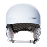 White helmet isolated on a white background