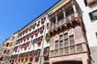 Goldenes Dachl in Innsbruck, Austria