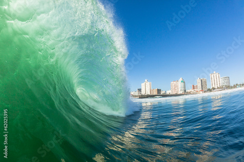 Aluminium Golven Wave Hollow Crashing Swimming Power Durban