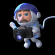 3d Astronaut photographer