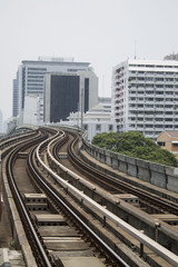 Skytrain of Bangkok