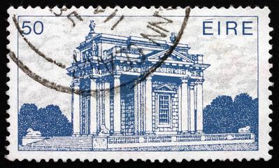 Postage stamp Ireland 1983 Casino at Marino, Dublin