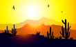 Valley (Arizona)-Vector