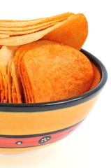 Les chips pour l'apéro